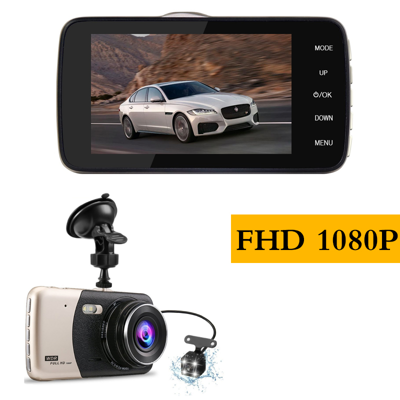 Car DVR Car-Camera Video 170-Degree Full-Hd Oncam Novatek 1080P T810 2 Ips-Screen