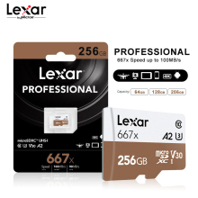 Lexar Professional Memory Card Up To 100MB/s Micro
