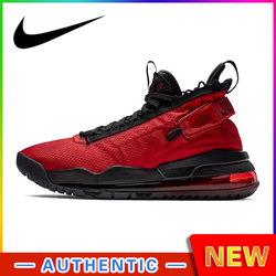 NIKE AIR JORDAN PROTO-MAX 720 Men Basketball Shoes Original Air Cushion Sports Outdoor Sneakers Athletic Designer Footwear