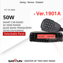 1901A TYT TH9800 TH-9800 Mobile Transceiver