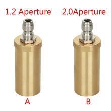 2020 새로운 고압 순수 구리 로터리 노즐 3600PSI 360 도 세라믹 세척 노즐