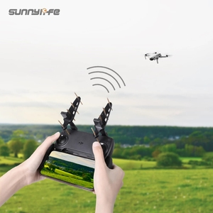 Image 2 - Sunnylife 2Pcs Yagi Antenna 2.4Ghz Drone Remote Controller Antenna Signal Booster for Mavic Mini/Mavic 2/Phantom 4 Pro/EVO II