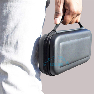 Image 5 - Nintendoswitch Draagbare Hand Opbergtas Nintendos Nintend Switch Console Eva Carry Case Voor Nintendo Switch Accessoires