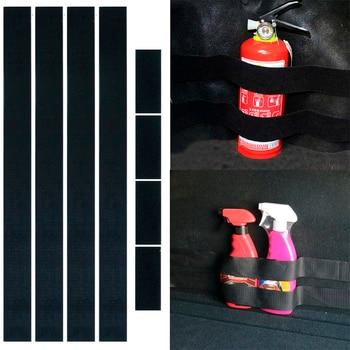 цена на 4 PCS lot Velcro tape for fixing items in the car trunk, Velcro fastening for trunk, cargo locks