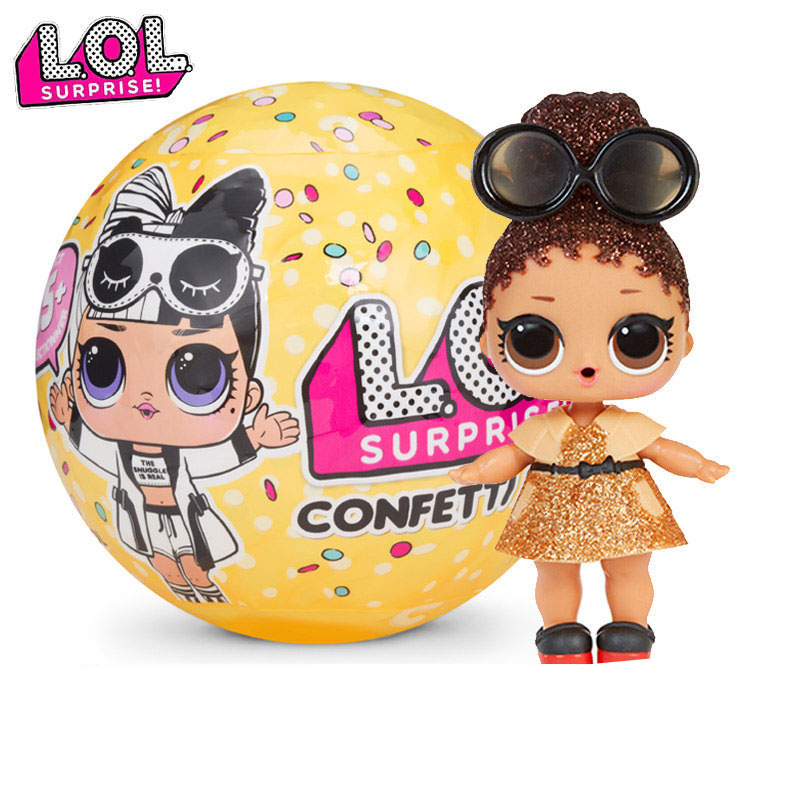 L O L Surprise Children Girl Toys Doll Lol Surprises Girl Games