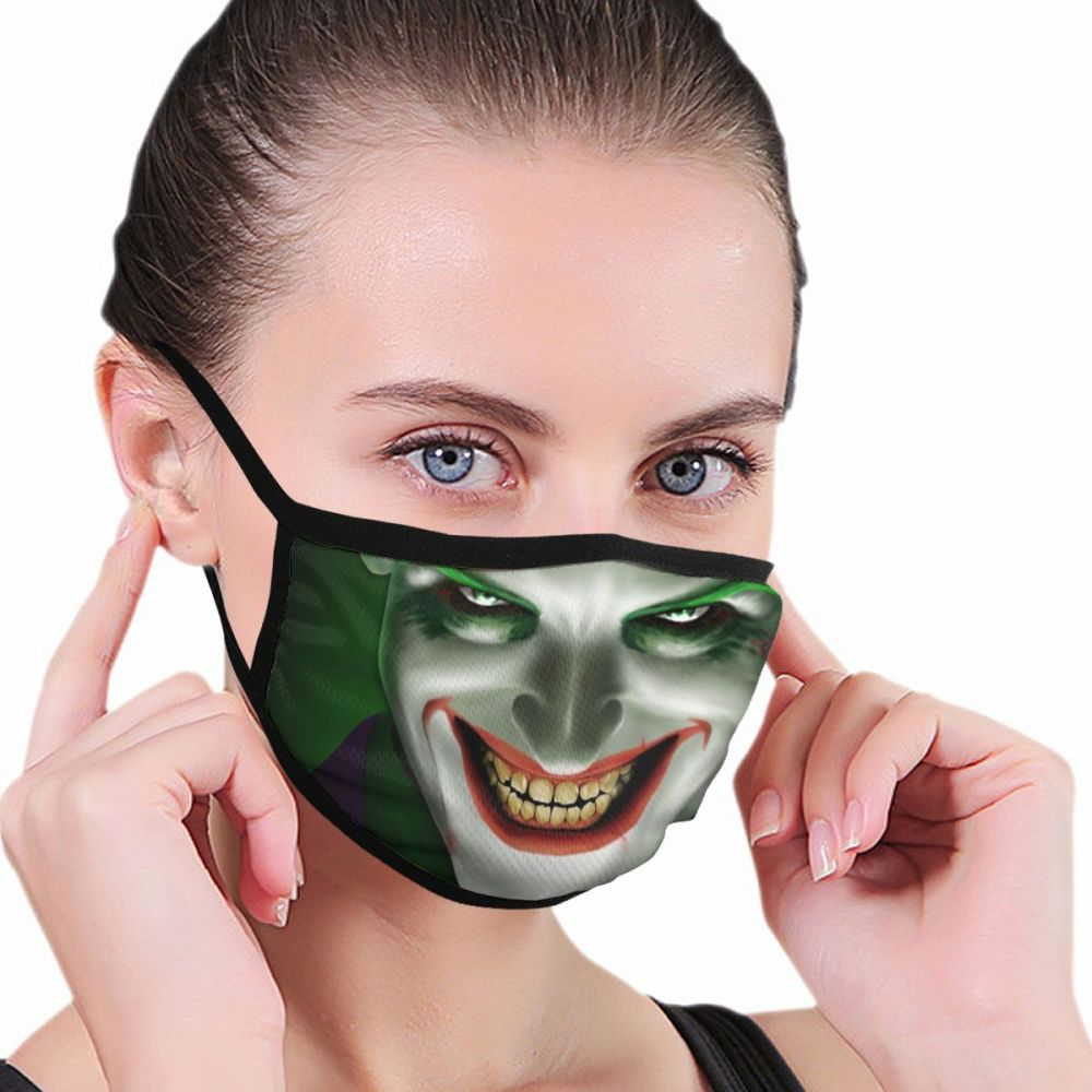 2020 Anti-bacterial Cotton Dust Mask Mouth Joker 3d Print Teeth Muffle Chanyeol Face Anti Kpop Bear Mouth Mask