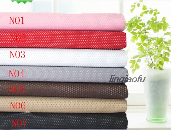 Non-slip fabric, glue silicone sofa pad mattress pad home shoe material toy fabric image