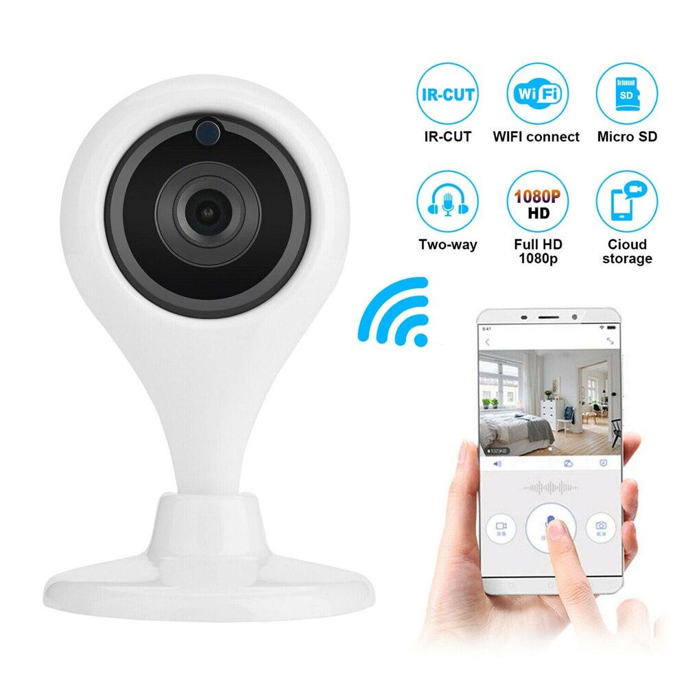 Wifi IP Camera  V380 Smart Wireless Surveillance Camera Home Security WiFi Network CCTV Camera Baby Monitor