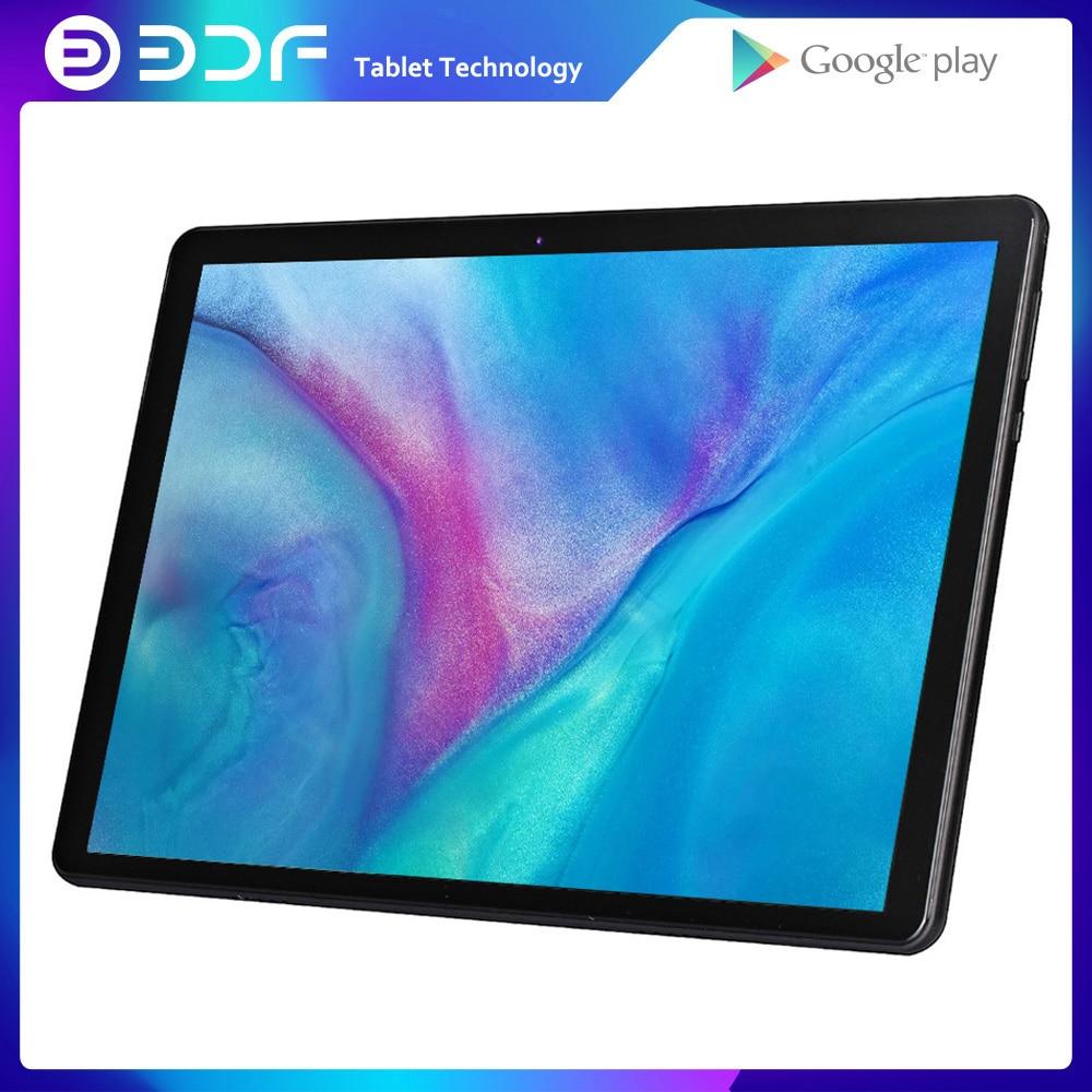 BDF 10 дюймов планшетный ПК с системой андроида и 9,0 2 Гб Оперативная память 32GB Встроенная память, две SIM карты, 3G, с функцией звонка планшетов ...