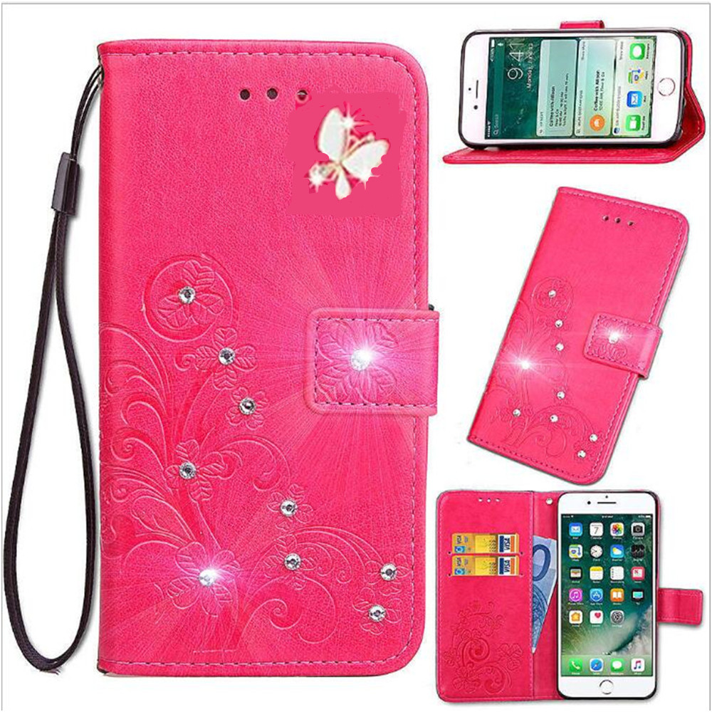 For LG K5 X220 <font><b>X220DS</b></font> Case Soft Silicone Flip Wallet PU Leather Case For LG K5 X220 <font><b>X220DS</b></font> 5.0