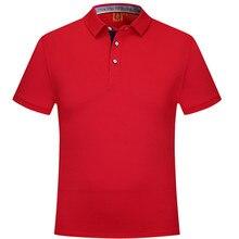 2019 Mens Polo Shirt  Clothing Short Sleeve Summer Shirt Man Black Cotton Poloshirt Men Plus Size Polo Shirts
