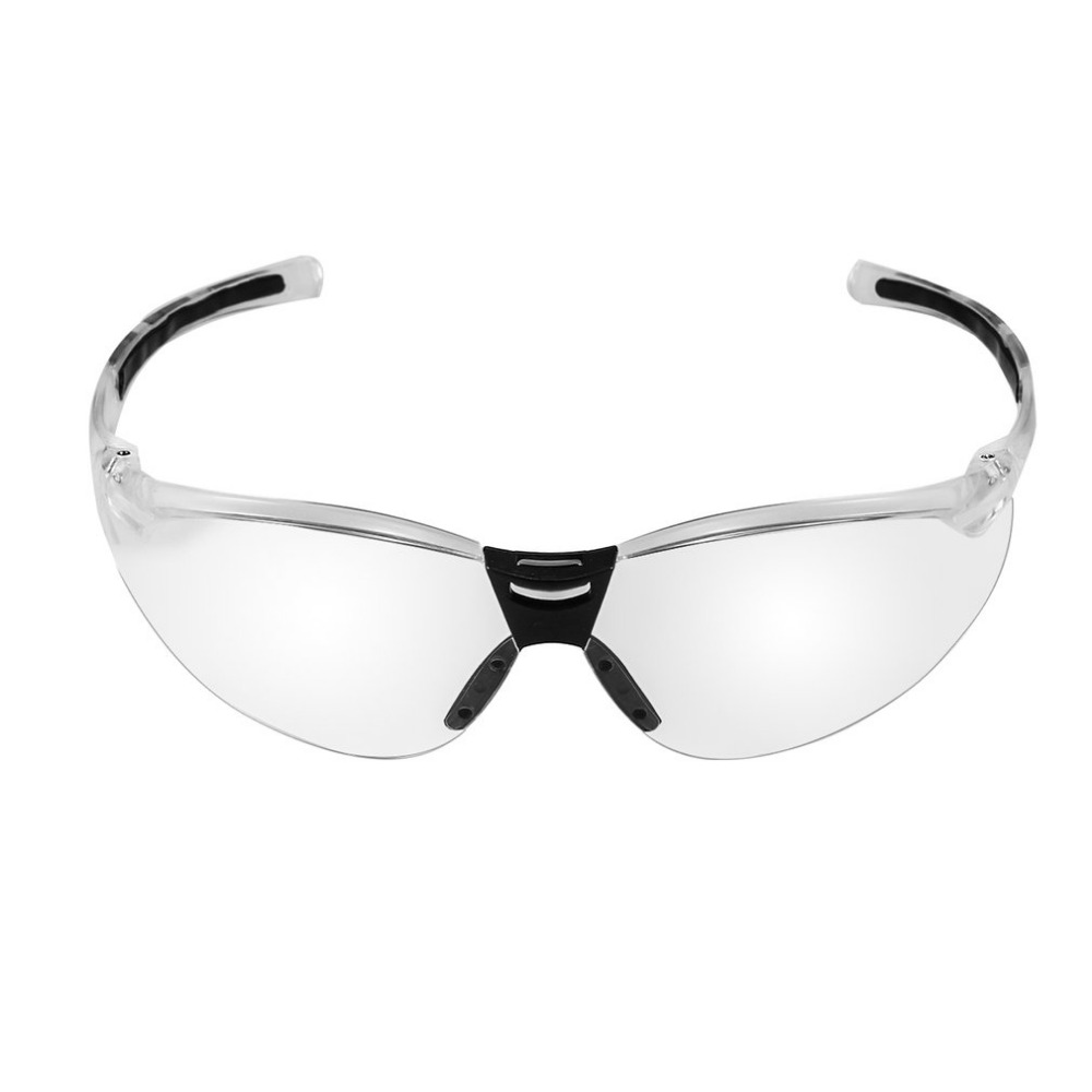 PC Safety Glasses UV-protection Motorcycle Goggles Dust Wind Splash Proof High Strength Impact Resistance For Riding Cycling
