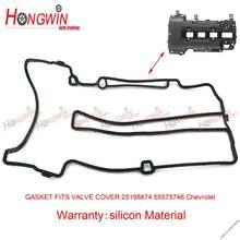 Genuine no:25198874 55573746 camshaft engine valve cover gasket