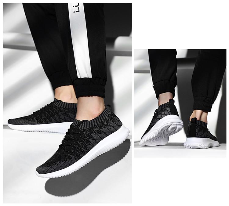 2019 Men Casual Men Fashion  Breathable Men Cheap Male Sneakers Zapatos S1526-1550 Dn