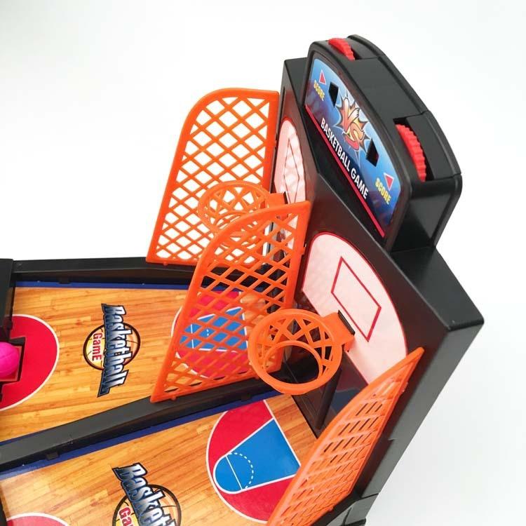 Children Desktop Ejection Basketball Court Parent And Child Interactive Educational Board Game Toy Desktop Basketball Finger Sho