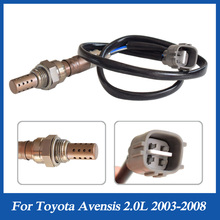 トヨタアベンシスのための T25 1 azfse 2.0L 2003 2008 O2 ラムダプローブ酸素センサー 89465 から 05130 8946505130
