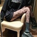 Шелковые чулки для косплея Сейлор Мун, подходящие аксессуары, сексуальные модные обтягивающие чулки в сеточку, носки в стиле