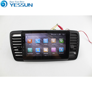 Image 2 - Für Subaru Outback Legacy 2004 ~ 2009 Auto Android Multimedia Player Auto Radio GPS Navigation Großen Bildschirm Spiegel Link