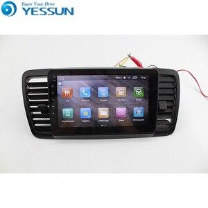 Image 2 - Reproductor Multimedia para coche Subaru Outback Legacy 2004 ~ 2009, Android, Radio para coche, navegación GPS, pantalla grande Mirror Link
