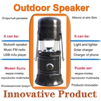 New mini bloototh portable outdoor Speaker wireless usb mp3 music blue tooth speaker light blutooth speaker multi function funny
