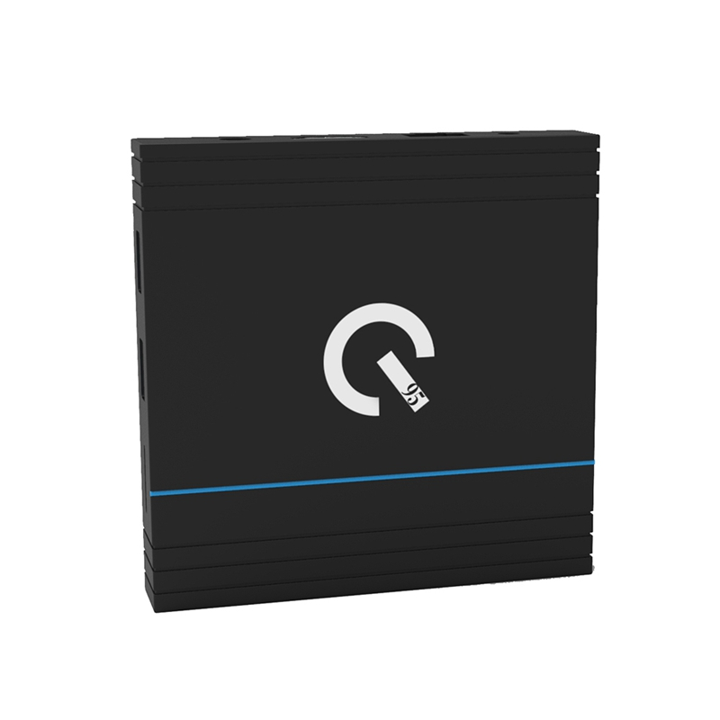Q95 Mini Android 9.0 TV BOX Amlogic S905X3 4GB 32GB Smart TV Box Wifi 4K HD Netflix Set <font><b>Top</b></font> Box image