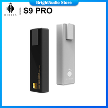 Hidizs S9 PRO ES9038Q2M Cân Bằng Mini USB DAC AMP Tai Nghe Khuếch Đại DSD512 PCM 768KHz/2.5/Đầu Ra 3.5Mm 200Mw Bộ Giải Mã S9PRO