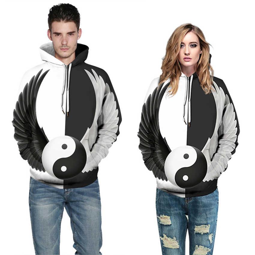 2020 camisola com capuz moda japonesa samurai manga longa 3d impressão trajes para adultos homens streetwear estilo asiático roupas