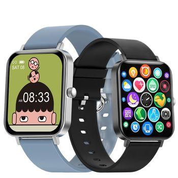 New CF82 Smart Watch Fitness Tracker 1.69 inch big screen IP67 Waterproof 2021 Sport Smartwatch women for Android IOS 1