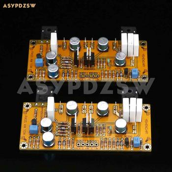 HIFI PASS AM Single-ended Class A power amplifier board 10W+10W Support XLR IN