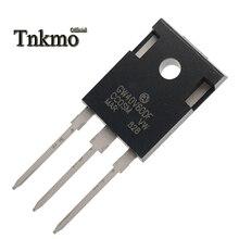10 قطعة STGW40V60DF إلى 247 GW40V60DF TO247 40V60 40A 600V الطاقة IGBT الترانزستور التوصيل المجاني