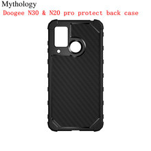 Mythology Protect Case for DOOGEE N20 Pro N30 Telephone Moblie Phone Soft Shell Silicone Case Back Cover Sport Drop proof