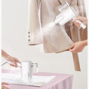Image 5 - 2019 Youpin Deerma 220V ręczna parownica do ubrań gospodarstwa domowego przenośne żelazko parowe ubrania szczotki do urządzenia domowe