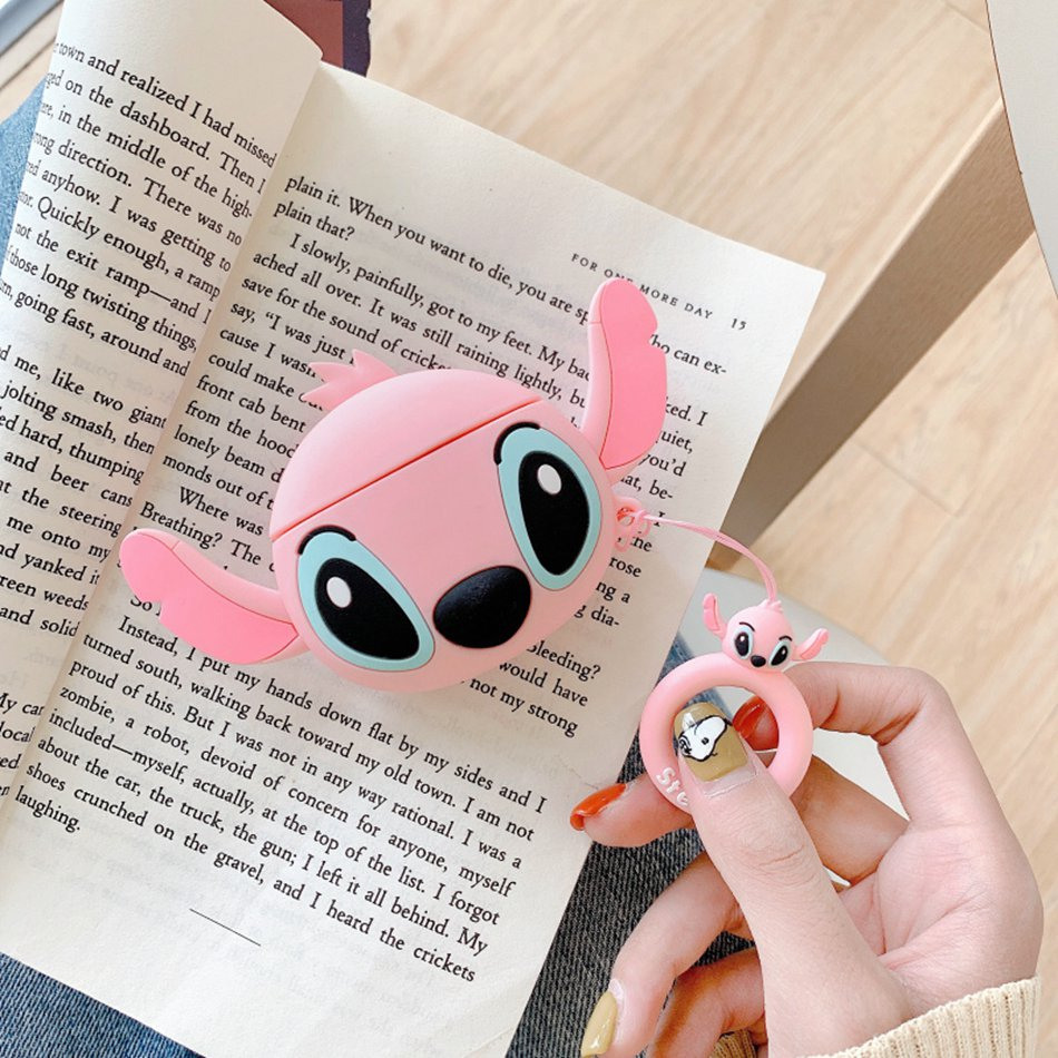 Cartoon Silicone Case for AirPods Pro 248