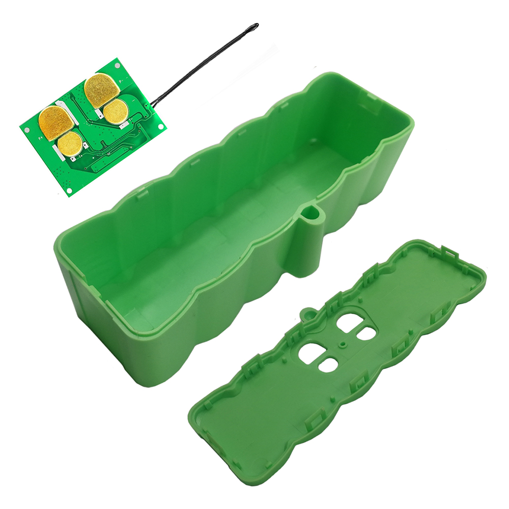 Li ion Battery Shell BMS PCB Charging Protection Board Nesting Box Housing For Irobot Roomba 5