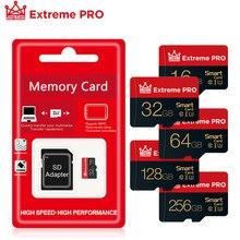 Carte Micro SD de classe 10, 16 go/32 go/64 go/128 go, carte mémoire TF originale pour téléphone