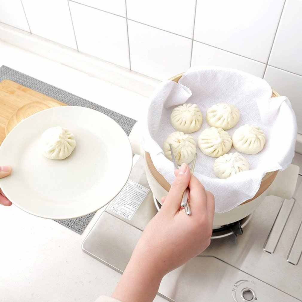 Japanese Style Towels Cotton Steamer Cloth Cage Cloth Steamed Steamed Buns Steamed Dumplings Buns Cloth