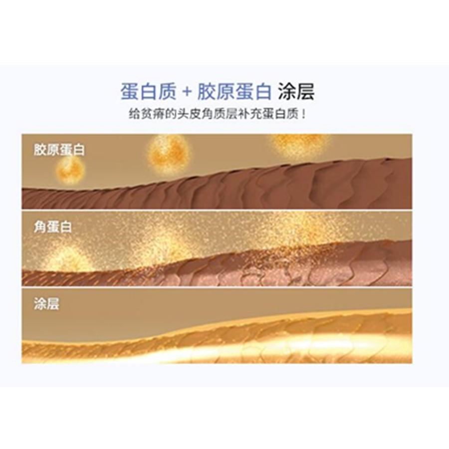 SowSmile 100% Keratin Collagen Silk Natural Moisturizing Repair Hair Scalp Care Vitamins Treatment Perfect Mix Serum Powder 2