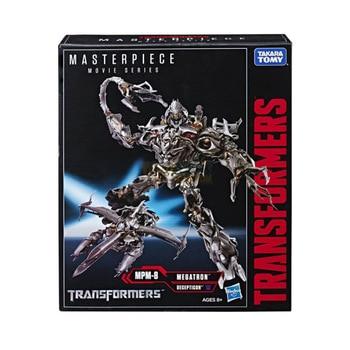 Hasbro Transformers Master Piece Movie Series MPM-8 Megatron Decepticon MP 8 Collectible Autobots Car Robots Toy 1