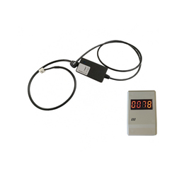 Taidacent Ultrasone Vloeistofniveau Sensor Draagbare Ultrasone Vloeistofniveau Indicator Voor Meting Digitale Vloeistofniveau Sensor