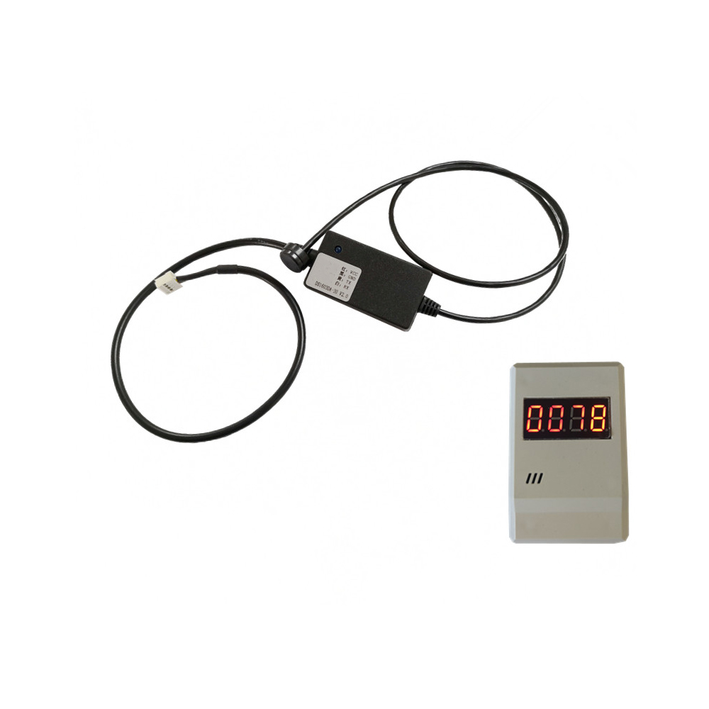 Taidacent Ultrasonic Liquid Level Sensor Portable Ultrasonic Liquid Level Indicator For Measurement Digital Liquid Level Sensor