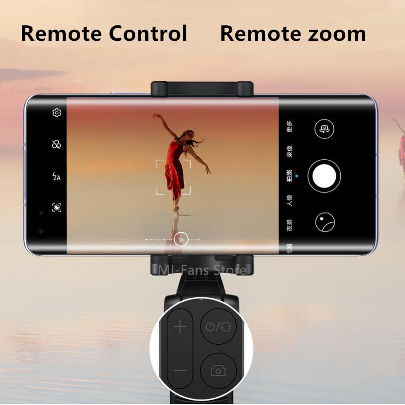 Original Huawei Honor AF15Pro Bluetooth Selfie Stick Tripod Portable Wireless Control Monopod Handheld for iOSXiaomi Phone (3)
