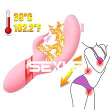SEXYE G Spot Dildo Vibrator Durable Vagina Massager Clitoris Silicone Vibration Waterproof Female Masturbator Sex Toys For Women