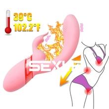SEXYE G Spot Dildo Vibrator Durable Vagina Massager Klitoris Silikon Vibration Wasserdicht Weibliche Masturbator Sex Spielzeug Für Frauen