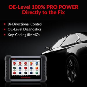 Image 2 - Autel MAXIPRO MP808 Diagnostic Tool OBDII OBD 2 Car Auto Diagnostic Scanner Tool TPMS Programming Key Programmer Maxisys MS906