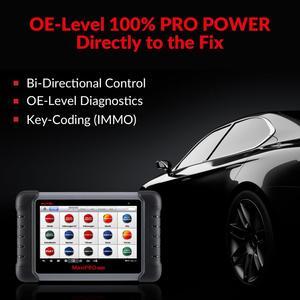 Image 2 - Autel Maxipro MP808 Diagnostic Tool Obdii Obd 2 Auto Auto Diagnose Scanner Tool Tpms Programmering Sleutel Programmeur Maxisys MS906