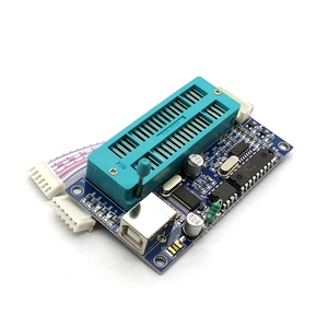 Image 2 - PIC Microcontroller USB Automatic Programming Programmer K150 + ICSP Cable