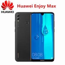 HuaWei Enjoy Max 4G LTE смартфон, Android 9,1, Восьмиядерный, экран 7,12 дюйма, 6 ГБ ОЗУ 128 Гб ПЗУ