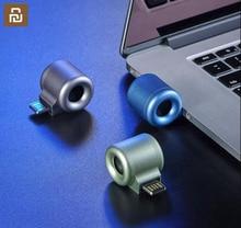 Youpin Guildford USB Mini Diffuser Car Air Purifier Aroma Expanding Instrument Portable Lemon/Orange Aromatic Air Freshener