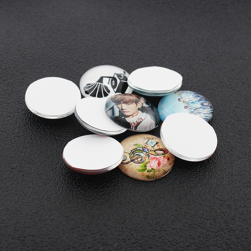 TAFREE fashion Super Papy 12/15//16/18//20//25 mm Round Pattern Glass Cabochons Dome Charm Cameo Settings DIY Jewelry NT107