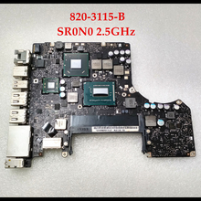 Laptop Macbook for Pro 13-A1278 Logic-Board I5 820-3115-B MD101 SR0N0 High-Quality